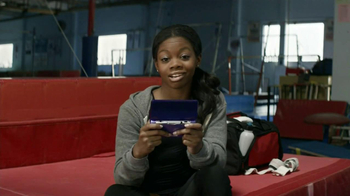 Nintendo 3DS TV Spot, 'Collecting Champion' Featuring Gabby Douglas - Thumbnail 4