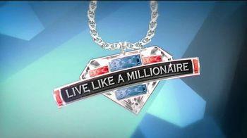 Monopoly Millionaire TV Spot, 'Be a Millionaire' - Thumbnail 7