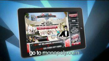 Monopoly Millionaire TV Spot, 'Be a Millionaire' - Thumbnail 8