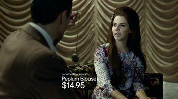 H&M TV Spot, 'Blue Velvet' Featuring Lana Del Rey