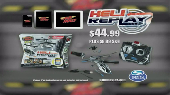 Air Hogs RC Heli Replay TV Spot
