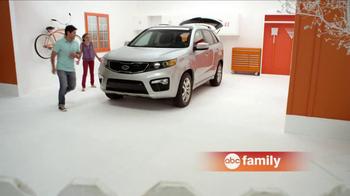ABC Family TV Spot 'Kia Sorento' - Thumbnail 1