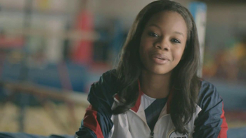 AT&T It Can Wait TV Spot, 'Like a Dream' Featuring Gabby Douglas - Thumbnail 4