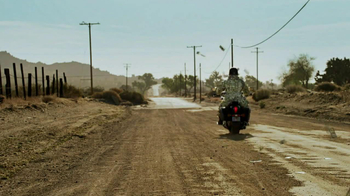 GEICO Motorcycle Money Man TV Spot, 'Driving Through' - Thumbnail 3