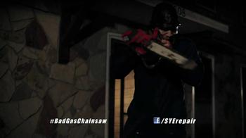Gold Eagle TV Spot, 'Chainsaw' - Thumbnail 1