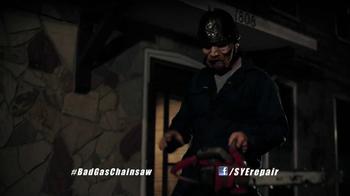 Gold Eagle TV Spot, 'Chainsaw' - Thumbnail 2