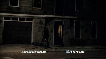 Gold Eagle TV Spot, 'Chainsaw' - Thumbnail 4