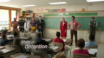 State Farm TV Spot, 'State of Detention Career Day' Featuring Aaron Rodgers - Thumbnail 1