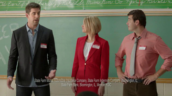 State Farm TV Spot, 'State of Detention Career Day' Featuring Aaron Rodgers - Thumbnail 6