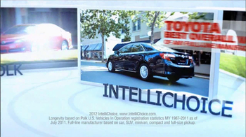 Toyota Camry TV Spot, 'People Who Know Cars' - Thumbnail 1