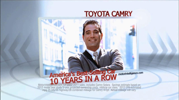 Toyota Camry TV Spot, 'People Who Know Cars' - Thumbnail 3