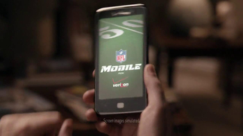 Verizon TV Spot, 'NFL Mobile' Featuring Stephanie Allynne - Thumbnail 2