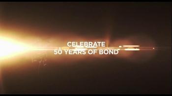 Bond 50 Blu-ray TV Spot - Thumbnail 2