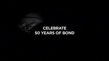 Bond 50 Blu-ray TV Spot - Thumbnail 3