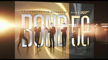 Bond 50 Blu-ray TV Spot - Thumbnail 6
