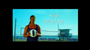 Asthma and Allergy Foundation of America TV Spot Feat Misty May Treanor - 2 commercial airings