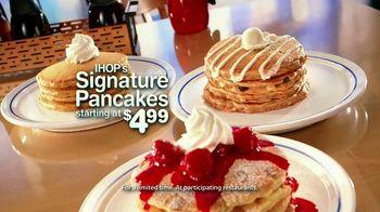 IHOP TV Spot 'Signature Pancakes'