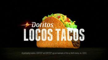 Taco Bell Doritos Locos Tacos TV Spot, 'Big' - 454 commercial airings