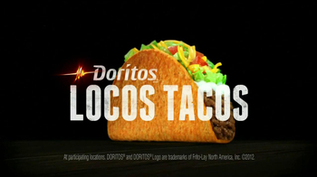 Taco Bell Doritos Locos Tacos TV Spot, 'Big' - 454 commercial airings