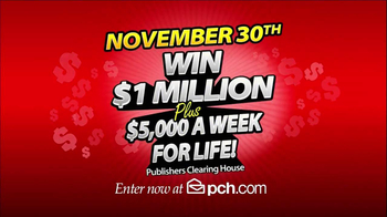 Publishers Clearing House TV Spot '$5,000 Every Week' - Thumbnail 6