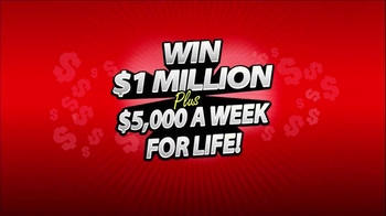 Publishers Clearing House TV Spot '$5,000 Every Week' - Thumbnail 1