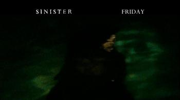 Sinister - Alternate Trailer 10