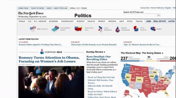 The New York Times TV Spot, 'Democracy' - Thumbnail 2