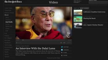 The New York Times TV Spot, 'Democracy' - Thumbnail 7