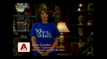 ALS Association  TV Spot Featuring Kate Linder