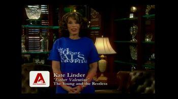 ALS Association  TV Spot Featuring Kate Linder