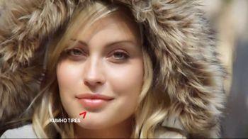 Kumho Tires Ecsta 4X TV Spot, 'Friends' - 3 commercial airings