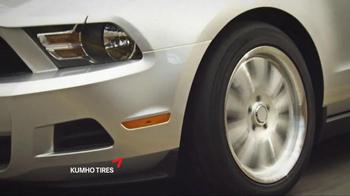 Kumho Tires Ecsta 4X TV Spot, 'Friends' - Thumbnail 2