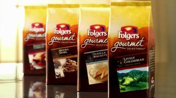 Folgers Gormet Selections TV Spot - Thumbnail 6