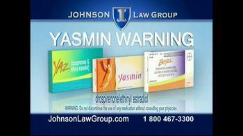 Johnson Law Group TV Spot, 'Yasmin and Yaz'