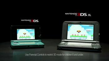 Nintendo 3 DS XL TV Spot, 'Bigger' - Thumbnail 1