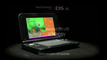 Nintendo 3 DS XL TV Spot, 'Bigger' - Thumbnail 7
