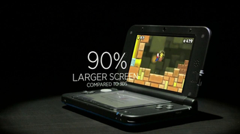 Nintendo 3 DS XL TV Spot, 'Bigger' - Thumbnail 3