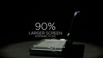 Nintendo 3 DS XL TV Spot, 'Bigger' - Thumbnail 4