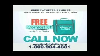 Comfort Medical TV Spot, 'No More Catheters' - Thumbnail 5