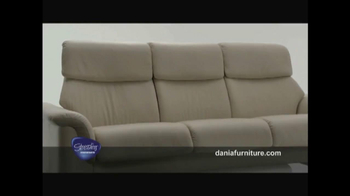 Dania TV Spot, 'Stressless from Ekornes' - Thumbnail 1