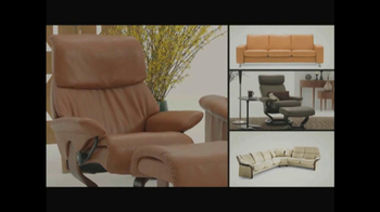 Dania TV Spot, 'Stressless from Ekornes' - Thumbnail 9
