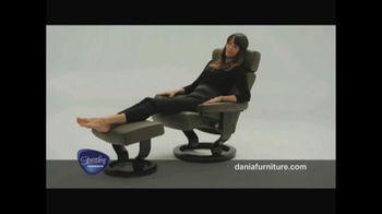 Dania TV Spot, 'Stressless from Ekornes'