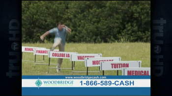 Woodbridge Structured Funding TV Spot, 'Hurdles' - Thumbnail 3