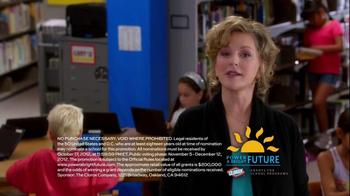 Clorox TV Spot, 'Discovery Elementary School' Featuring Bonnie Bedelia - 3 commercial airings