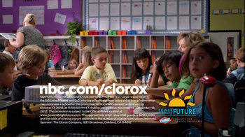 Clorox TV Spot, 'Discovery Elementary School' Featuring Bonnie Bedelia - Thumbnail 9