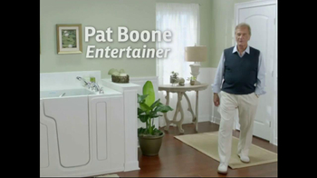 Safe Step TV Spot, 'Safety' Featuring Pat Boone - Thumbnail 1