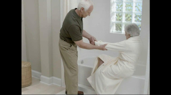 Safe Step TV Spot, 'Safety' Featuring Pat Boone - 319 commercial airings