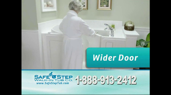 Safe Step TV Spot, 'Safety' Featuring Pat Boone - Thumbnail 3