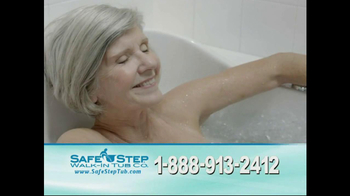 Safe Step TV Spot, 'Safety' Featuring Pat Boone - Thumbnail 4