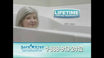Safe Step TV Spot, 'Safety' Featuring Pat Boone - Thumbnail 7